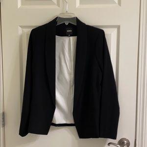 Black blazer XOXO size L long sleeved